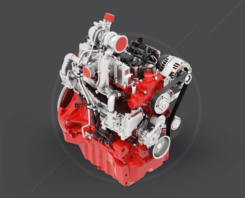 Zetor Hortus motor
