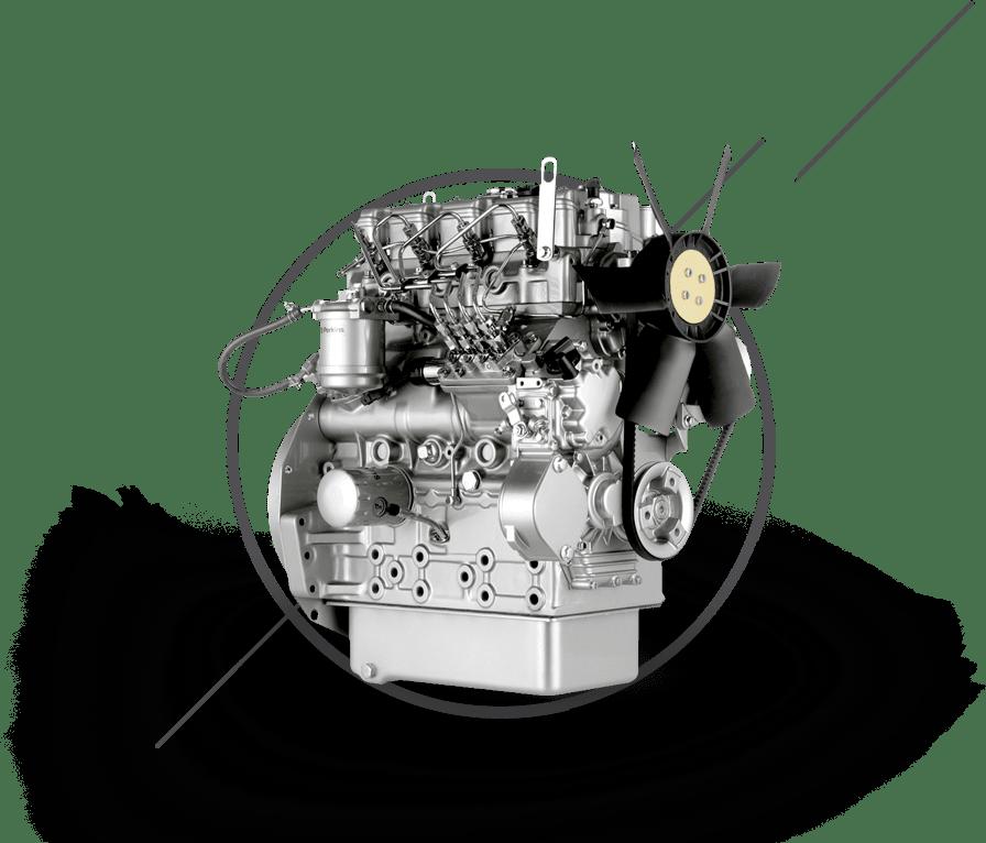 Zetor utilix motor